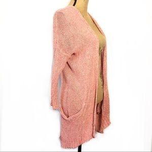 Anthropologie Sparrow Far From Whistler Cardigan S